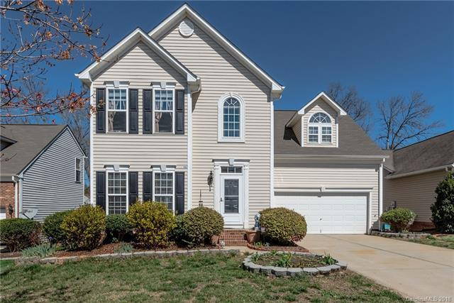 1002 Canopy Drive, Indian Trail, NC 28079 (#3364738) :: Exit Realty Vistas