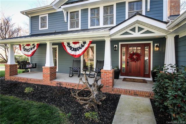 4640 Crooked Oak Lane 6A, Charlotte, NC 28226 (#3364766) :: Stephen Cooley Real Estate Group