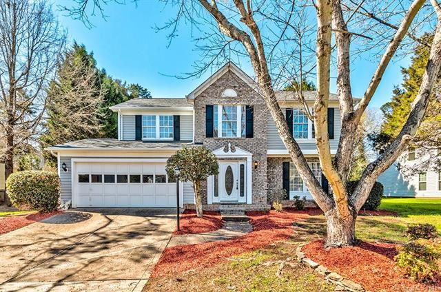 8907 Carastan Drive, Charlotte, NC 28216 (#3364920) :: High Performance Real Estate Advisors