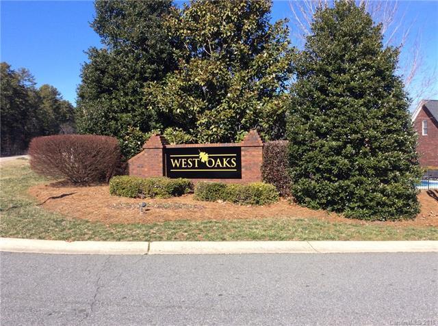 5438 S Oakmont Street #6, Kannapolis, NC 28081 (#3364930) :: MartinGroup Properties