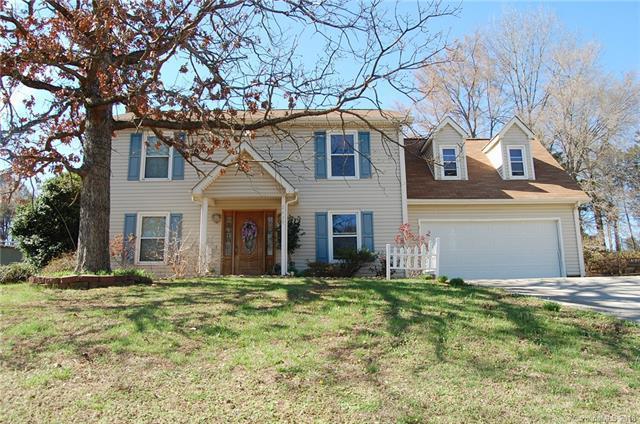 2439 Haybrook Lane, Charlotte, NC 28262 (#3365161) :: Exit Mountain Realty