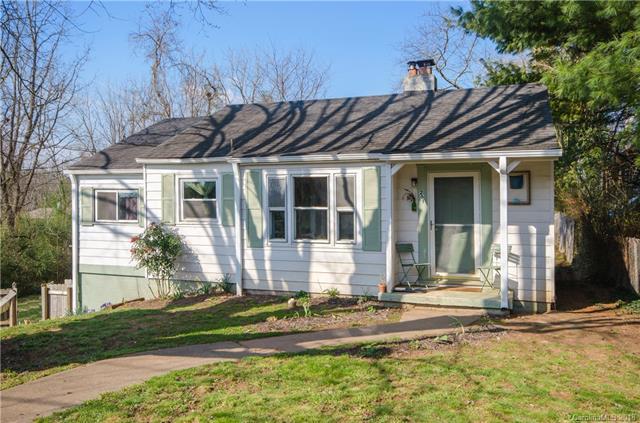 261 Virginia Avenue, Asheville, NC 28806 (#3365170) :: Century 21 First Choice