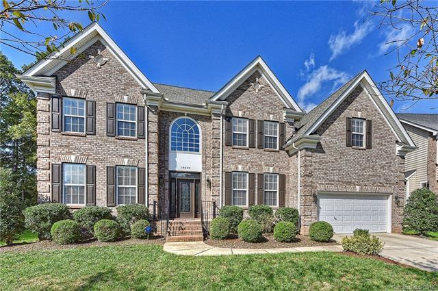 10633 Stone Bunker Drive, Mint Hill, NC 28227 (#3365323) :: Exit Mountain Realty