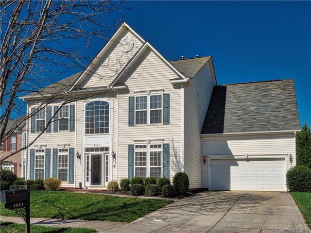 8803 Cool Meadow Drive, Huntersville, NC 28078 (#3365572) :: Leigh Brown and Associates with RE/MAX Executive Realty