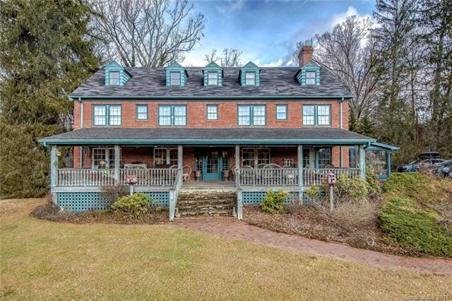 406 W State Street, Black Mountain, NC 28711 (#3365658) :: High Performance Real Estate Advisors