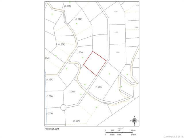 LOT 14 Pine Ridge Road, Hendersonville, NC 28792 (#3365708) :: Carver Pressley, REALTORS®