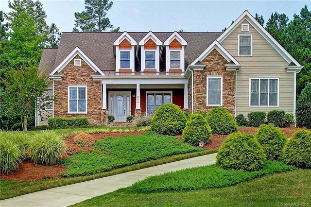 256 Ashmore Circle, Troutman, NC 28166 (#3365758) :: LePage Johnson Realty Group, LLC