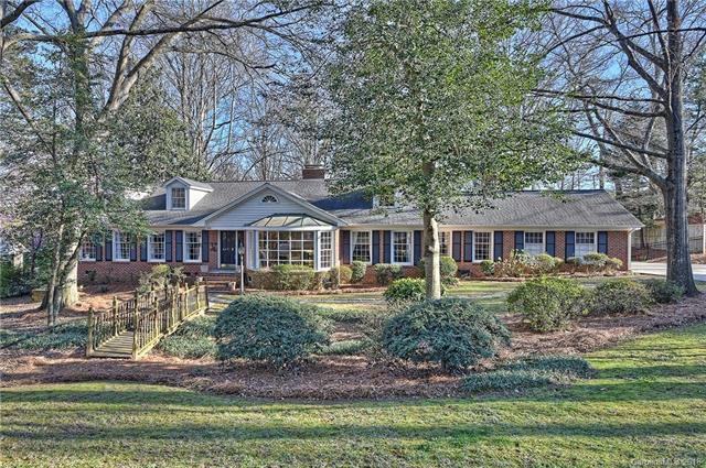 2441 Thornridge Road, Charlotte, NC 28226 (#3365829) :: Stephen Cooley Real Estate Group