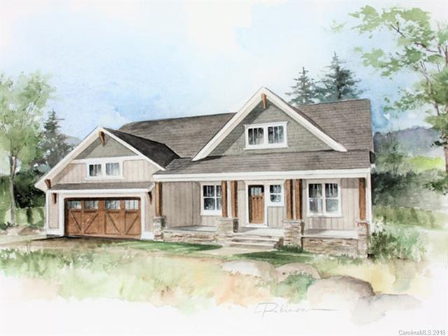 21 Peregrines Ridge Court #10, Fairview, NC 28730 (#3365908) :: Mossy Oak Properties Land and Luxury
