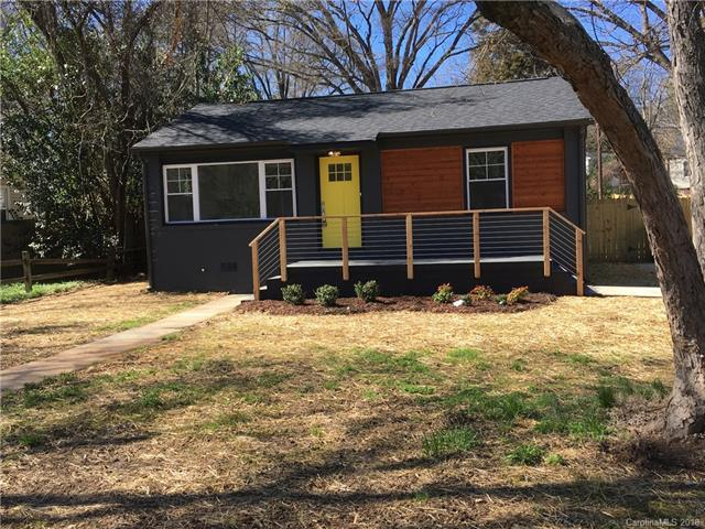 1823 Anderson Street, Charlotte, NC 28205 (#3365938) :: Exit Mountain Realty