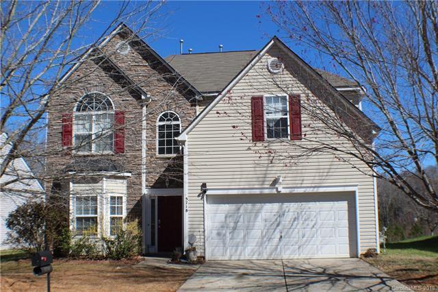 5718 Parkstone Drive, Matthews, NC 28104 (#3366143) :: LePage Johnson Realty Group, LLC
