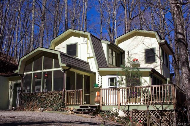240 Woodstream Road, Waynesville, NC 28786 (#3366198) :: Puffer Properties