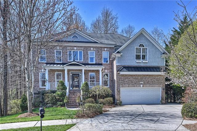 20102 Coachmans Wood Lane, Cornelius, NC 28031 (#3366200) :: Pridemore Properties