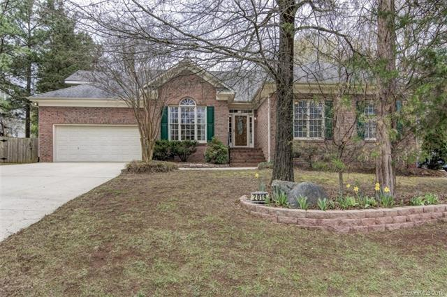 2019 Stoney Creek Drive #131, Concord, NC 28027 (#3366363) :: Exit Mountain Realty