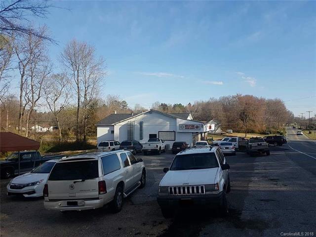 615 Enochville Avenue, Kannapolis, NC 28081 (#3366579) :: The Elite Group