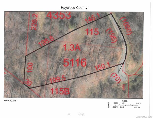 1282 Campbell Mountain Drive #115, Waynesville, NC 28785 (#3366774) :: Rinehart Realty