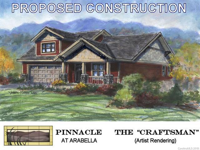 19 Craftsman Overlook Ridge #32, Arden, NC 28704 (#3366818) :: Stephen Cooley Real Estate Group