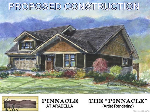 9 Craftsman Overlook Ridge #35, Arden, NC 28704 (#3366825) :: Stephen Cooley Real Estate Group