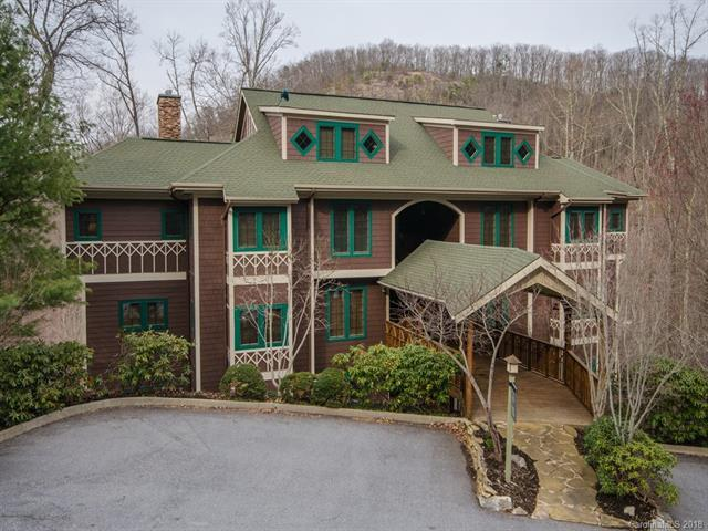 61 Creekside Way G301, Burnsville, NC 28714 (#3366853) :: Exit Mountain Realty