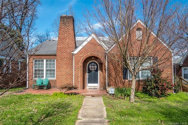 1918 Woodcrest Avenue, Charlotte, NC 28203 (#3367126) :: LePage Johnson Realty Group, LLC