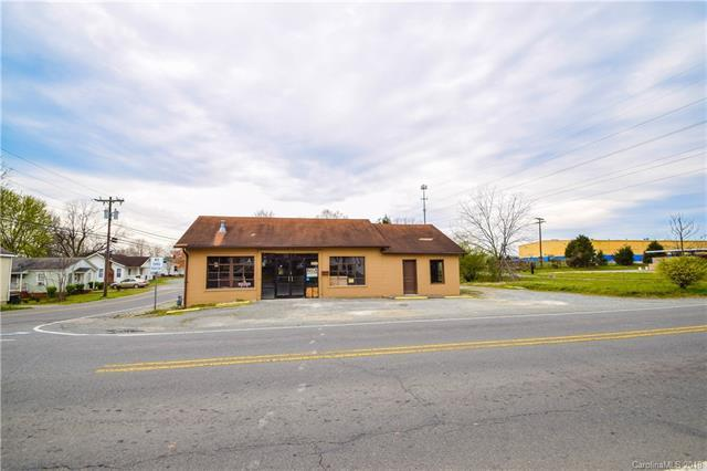 1401 N Charlotte Avenue, Monroe, NC 28110 (#3367185) :: Caulder Realty and Land Co.