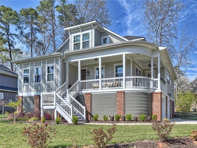 20906 Island Forest Drive #112, Cornelius, NC 28031 (#3367276) :: The Andy Bovender Team