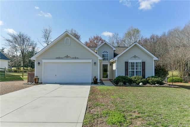 2405 Ivy Run Drive #12, Indian Trail, NC 28079 (#3367297) :: Exit Mountain Realty