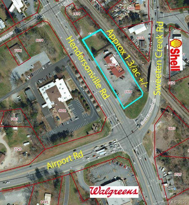 2424 Hendersonville Road - Photo 1