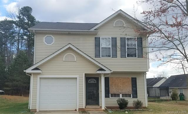 1534 Crandon Drive, Charlotte, NC 28216 (#3367308) :: Stephen Cooley Real Estate Group