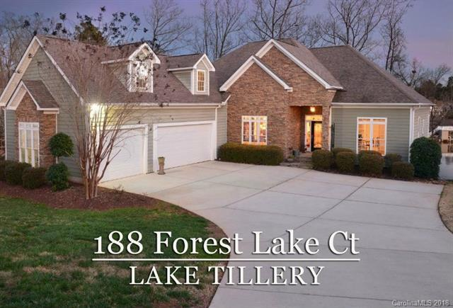 188 Forest Lake Court #52, Mount Gilead, NC 27306 (#3367350) :: LePage Johnson Realty Group, LLC