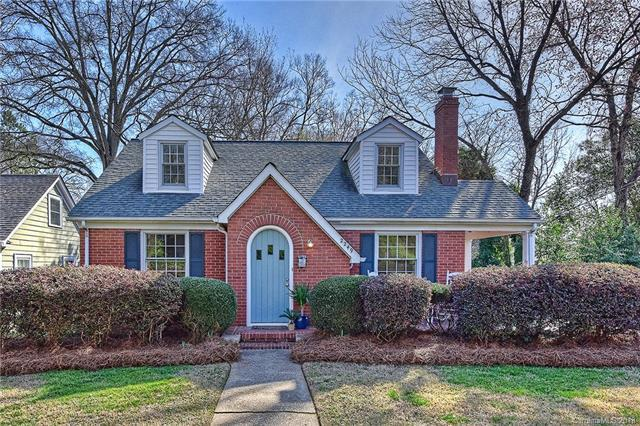 2249 Chambwood Drive, Charlotte, NC 28205 (#3367399) :: Stephen Cooley Real Estate Group