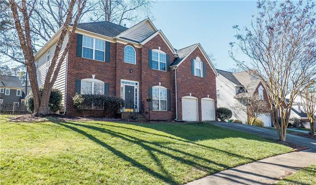 5926 Marshbank Lane, Charlotte, NC 28269 (#3367473) :: Exit Mountain Realty