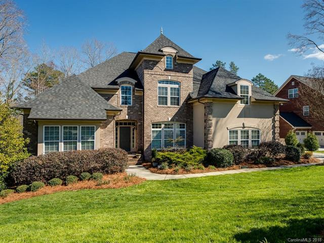 7209 Yellowhorn Trail, Waxhaw, NC 28173 (#3367497) :: Exit Mountain Realty