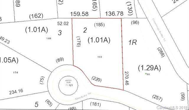 110 Sanctuary Trail #2, Hendersonville, NC 28739 (#3367508) :: Caulder Realty and Land Co.