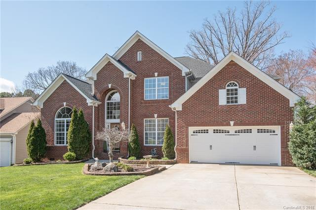 10628 Back Ridge Road, Charlotte, NC 28277 (#3367544) :: The Ramsey Group