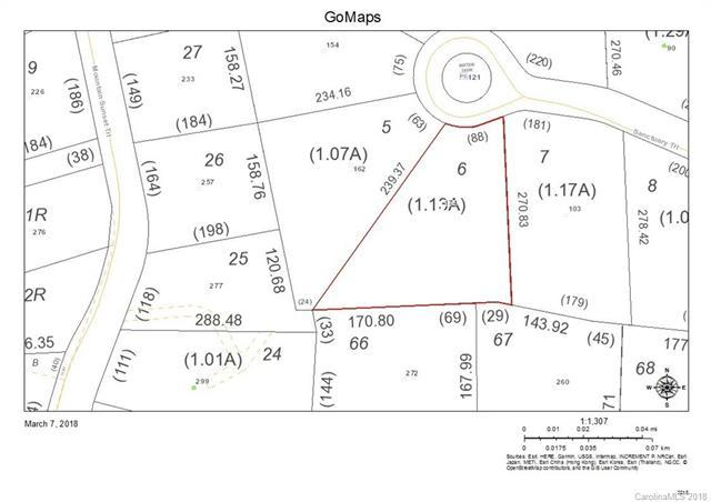 174 Sanctuary Trail #6, Hendersonville, NC 28739 (#3367567) :: Caulder Realty and Land Co.