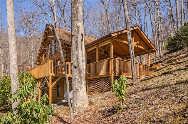 170 Hickory Drive, Waynesville, NC 28786 (#3367781) :: Cloninger Properties