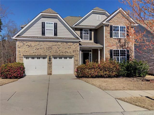 14026 Green Birch Drive, Pineville, NC 28134 (#3367828) :: Exit Mountain Realty