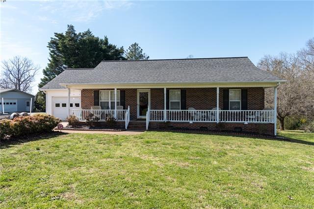 2461 Otis Dellinger Road, Lincolnton, NC 28092 (#3367847) :: Cloninger Properties