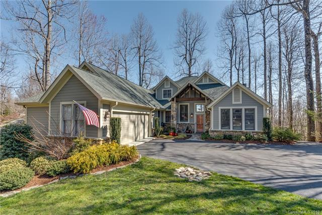 81 Tall Poplar Summit #257, Hendersonville, NC 28739 (#3367896) :: Stephen Cooley Real Estate Group