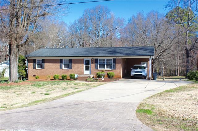 230 Kings Terrace, Salisbury, NC 28146 (#3367977) :: Stephen Cooley Real Estate Group