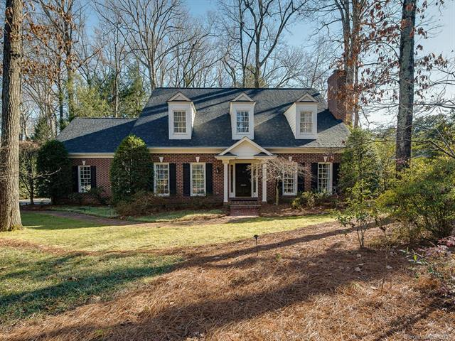 2533 Red Fox Trail, Charlotte, NC 28211 (#3368165) :: Stephen Cooley Real Estate Group