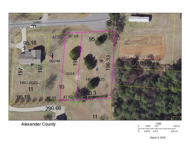 0 Summer Lane, Stony Point, NC 28678 (#3368260) :: LePage Johnson Realty Group, LLC