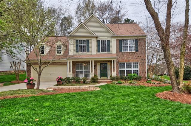 15817 Prestwoods Lane, Huntersville, NC 28078 (#3368329) :: LePage Johnson Realty Group, LLC