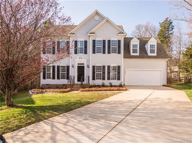 13309 Edgetree Drive, Pineville, NC 28134 (#3368408) :: Exit Mountain Realty