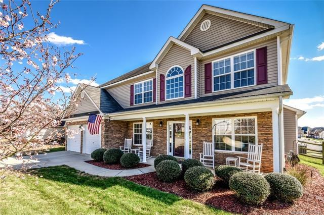 104 Saye Place, Mooresville, NC 28115 (#3368535) :: Exit Mountain Realty