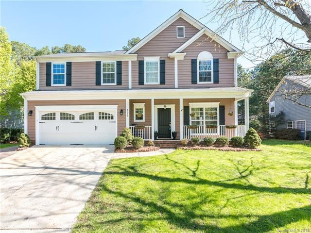 3112 Crescent Knoll Drive, Matthews, NC 28105 (#3368703) :: Exit Mountain Realty