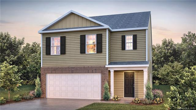 4119 Long Arrow Street #387, Concord, NC 28025 (#3368862) :: Caulder Realty and Land Co.