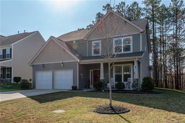 2587 Treeline Drive, Concord, NC 28027 (#3368906) :: Stephen Cooley Real Estate Group