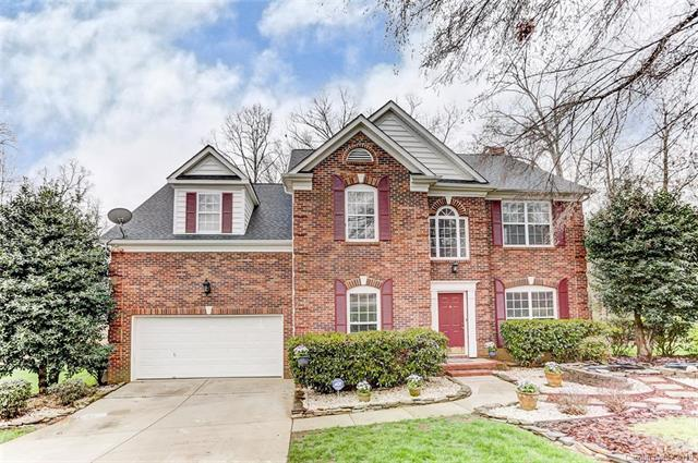 10406 Old Brassle Drive, Mint Hill, NC 28227 (#3368932) :: The Ann Rudd Group